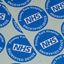 NHS Custom Labels
