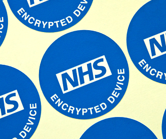 NHS Encrypted Labels