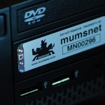 Asset Labels for Computers Photo